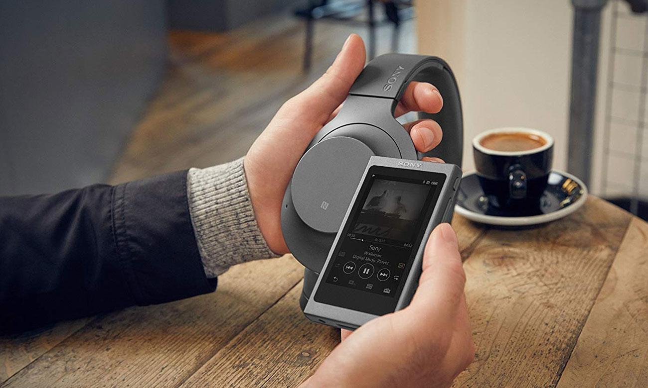 Obsługiwane formaty przez odtwarzacz Sony Walkman NW-A45