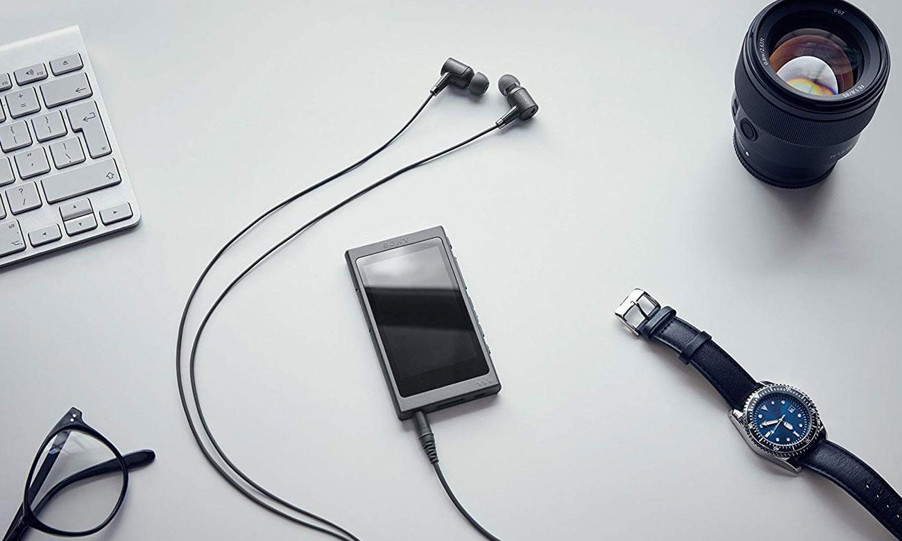 Budowa odtwarzacza audio Sony Walkman NW-A45