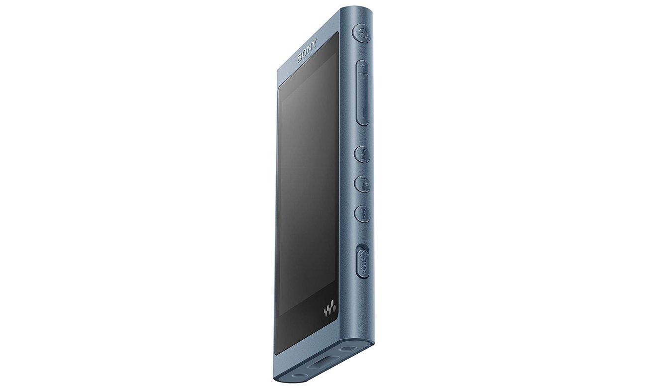 Budowa odtwarzacza audio Sony Walkman NW-A55