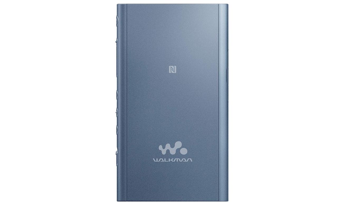 Funkcje odtwarzacza Sony Walkman NW-A55