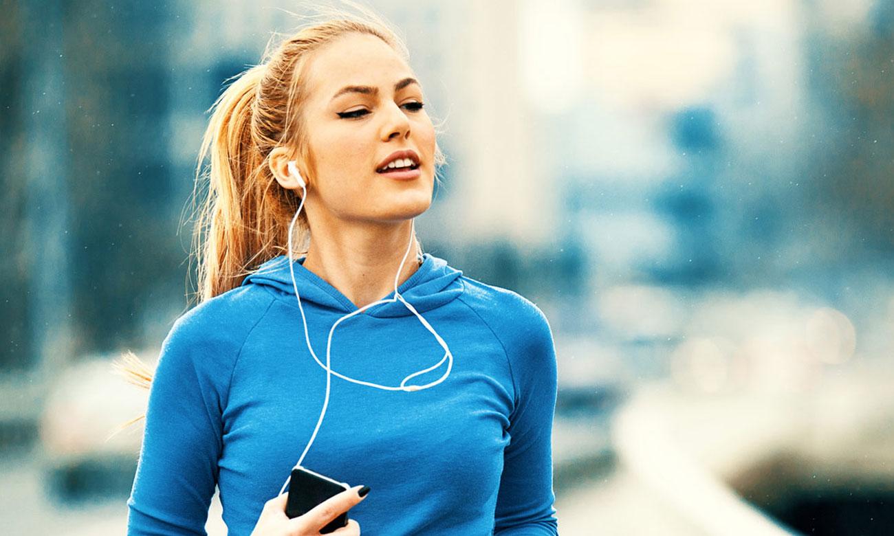 Obsługa odtwarzacza MP3 Sony Walkman
