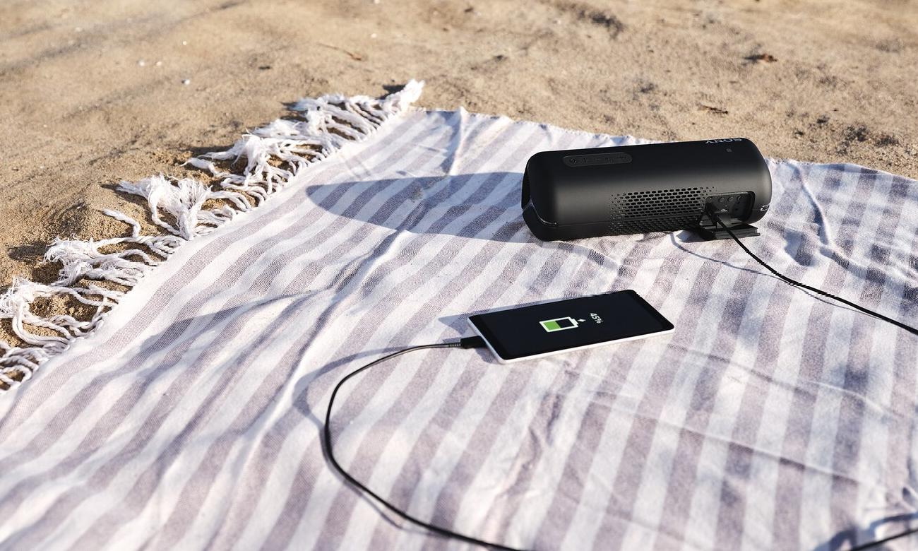 Głosnik Bluetooth z funkcją powerbanku SRS-XB32 Sony