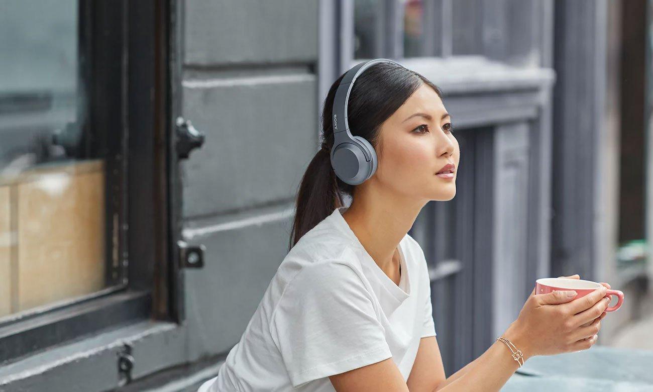 Słuchawki Bluetooth Sony WH-H800B