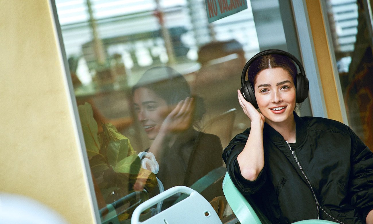 Technologia aktywnej redukcji szumów w słuchawkach Sony WH-XB900N