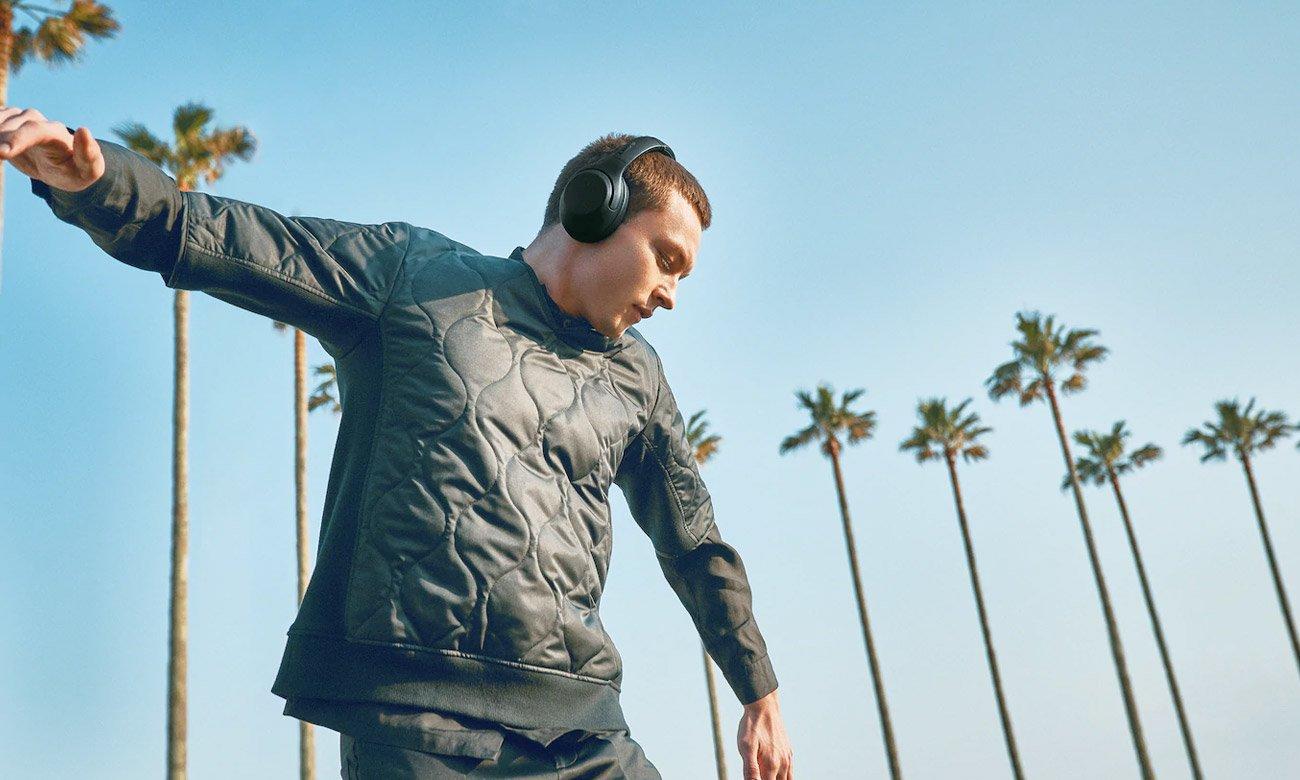Brzmienie słuchawek bezprzewodowych Sony WH-XB900N