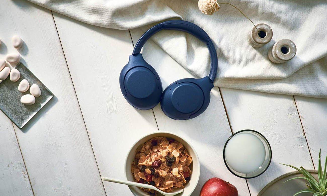 Składane słuchawki bezprzewodowe Sony WHXB900NL