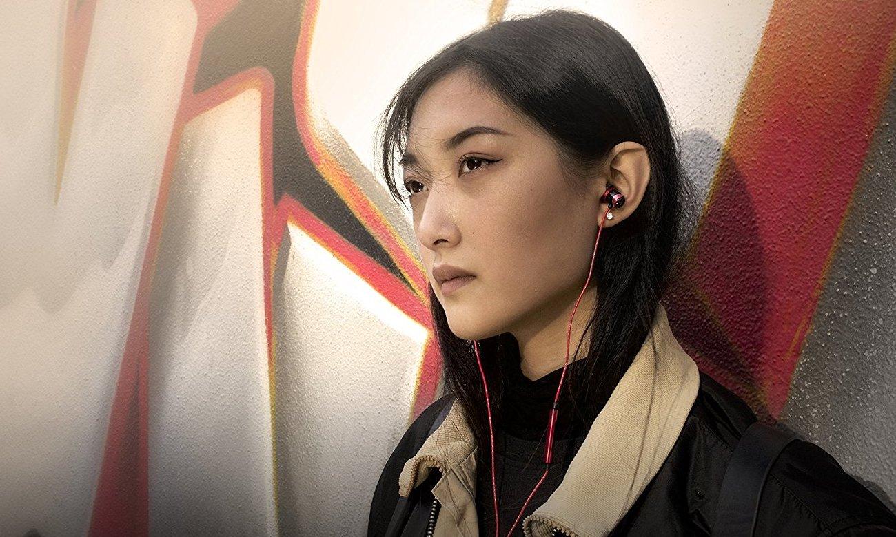 Wysokiej klasy przetworniki w słuchawkach SoundMagic E10C