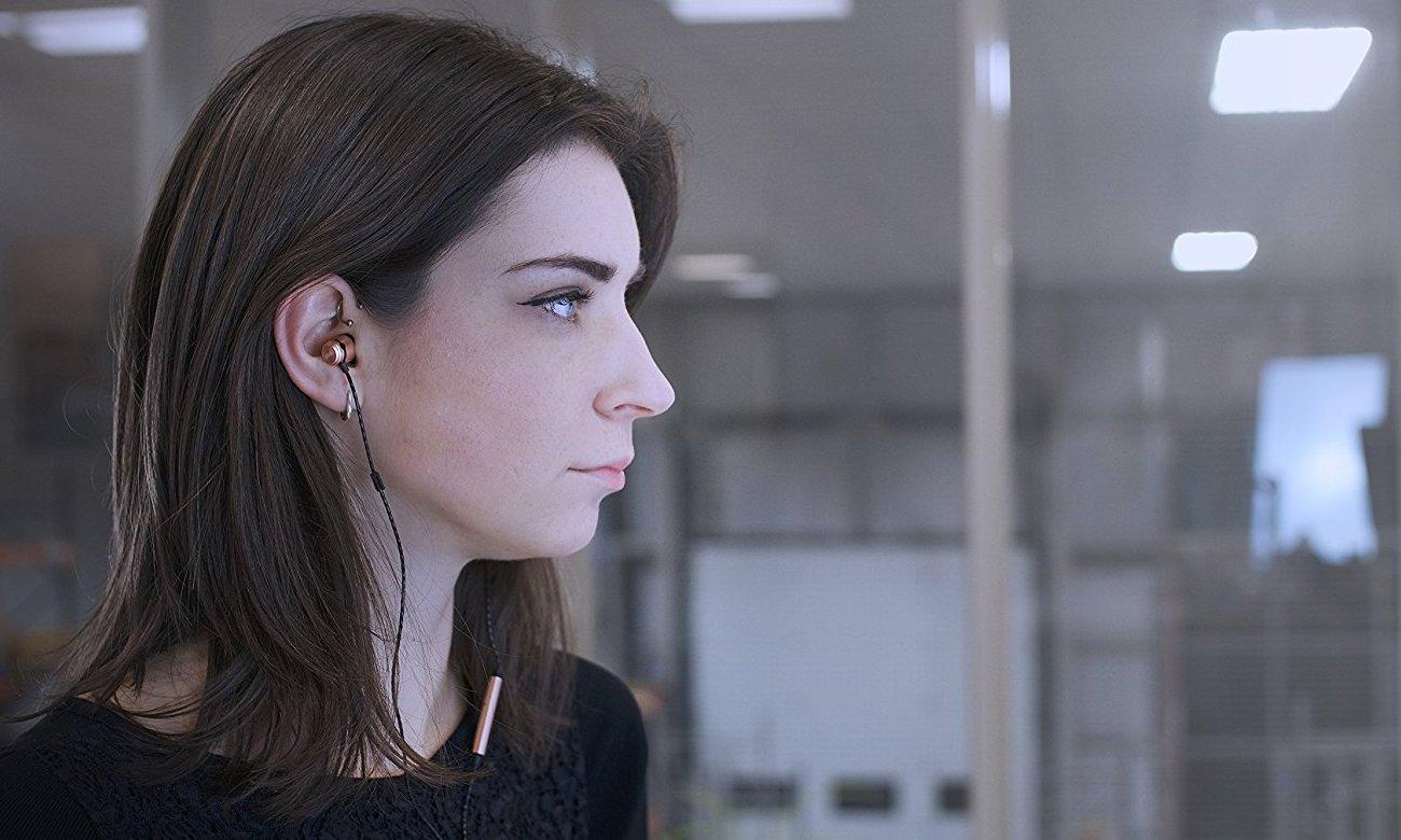 Słuchawki dokanałowe SoundMagic E50