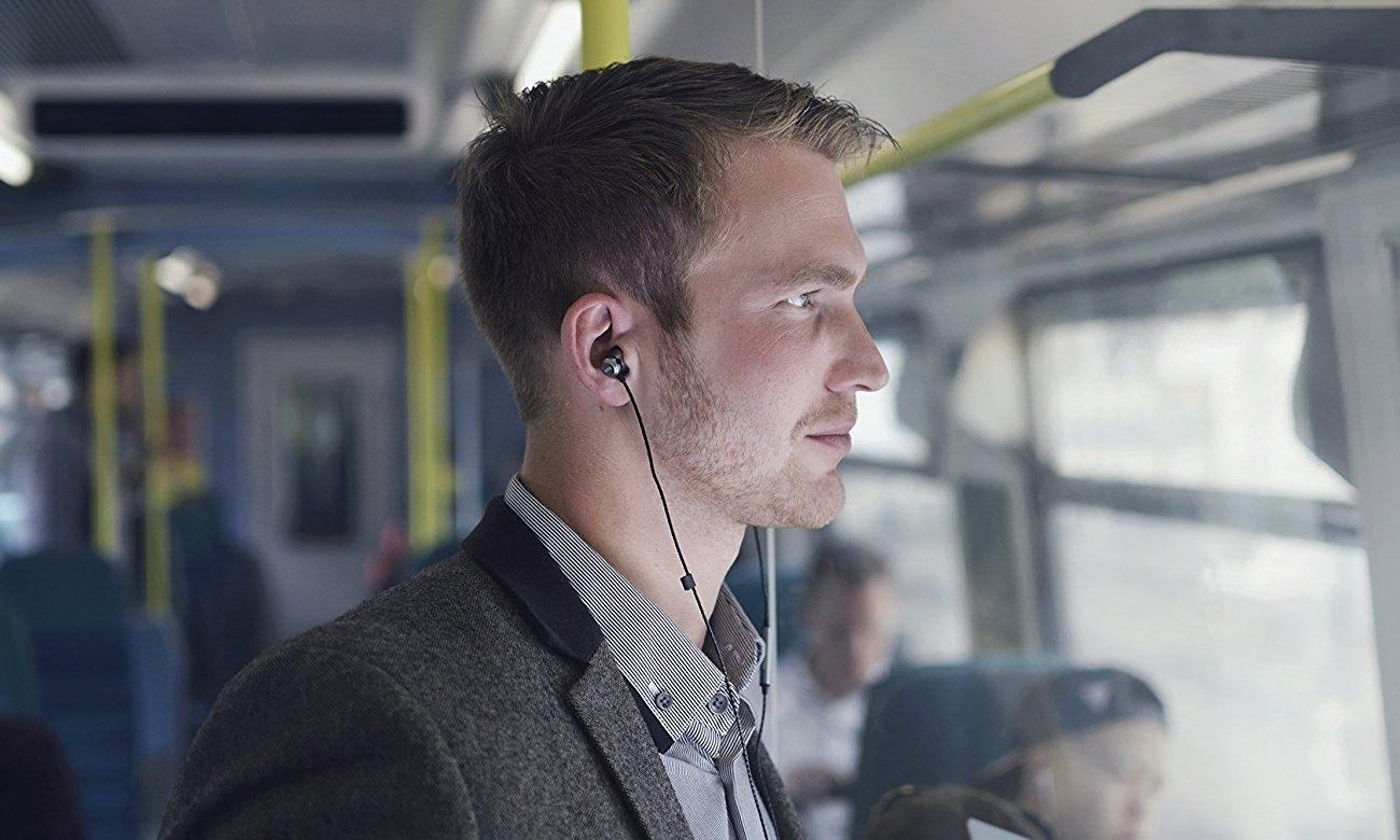 Wysokiej klasy przetworniki w słuchawkach SoundMagic E50