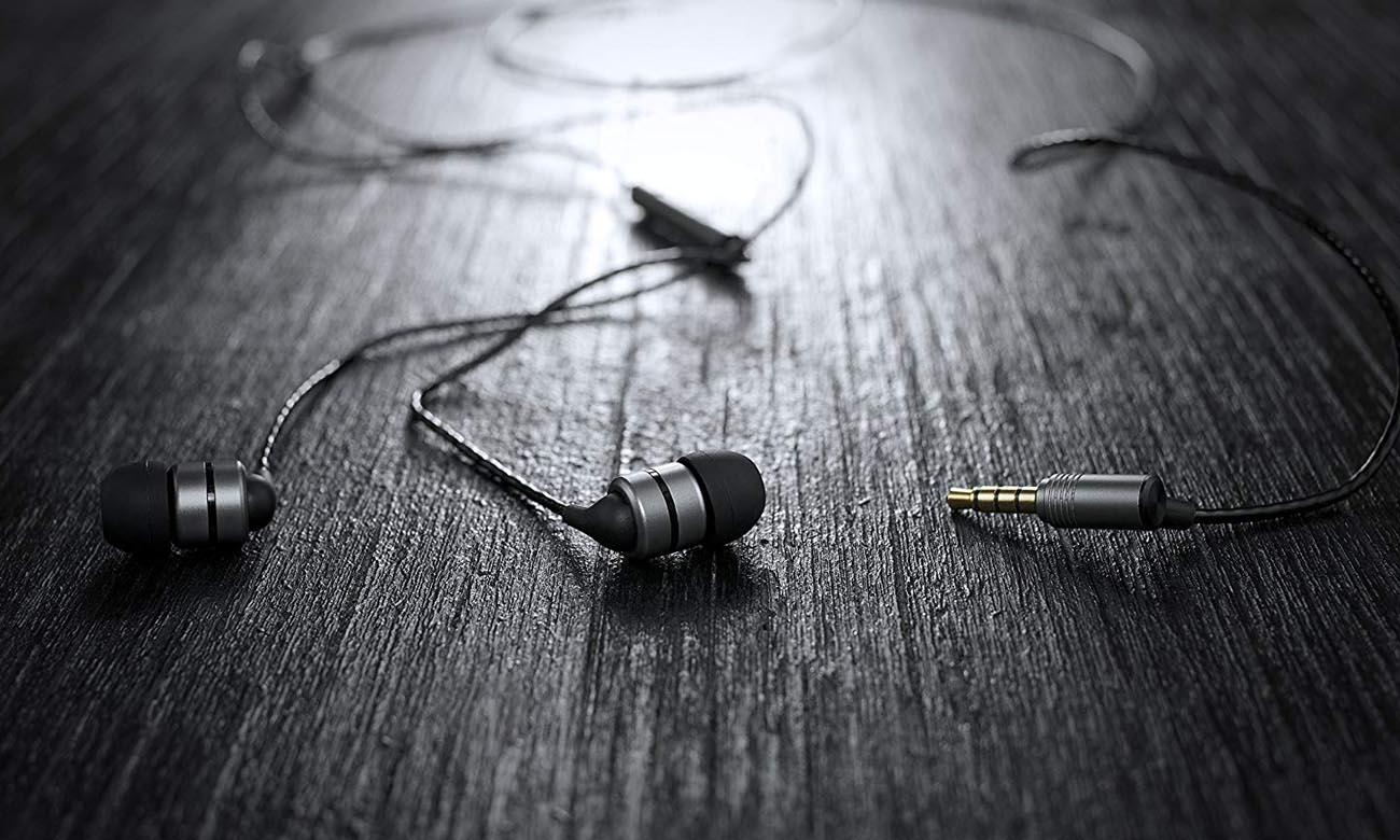Wysokiej klasy przetworniki w słuchawkach SoundMagic E80C
