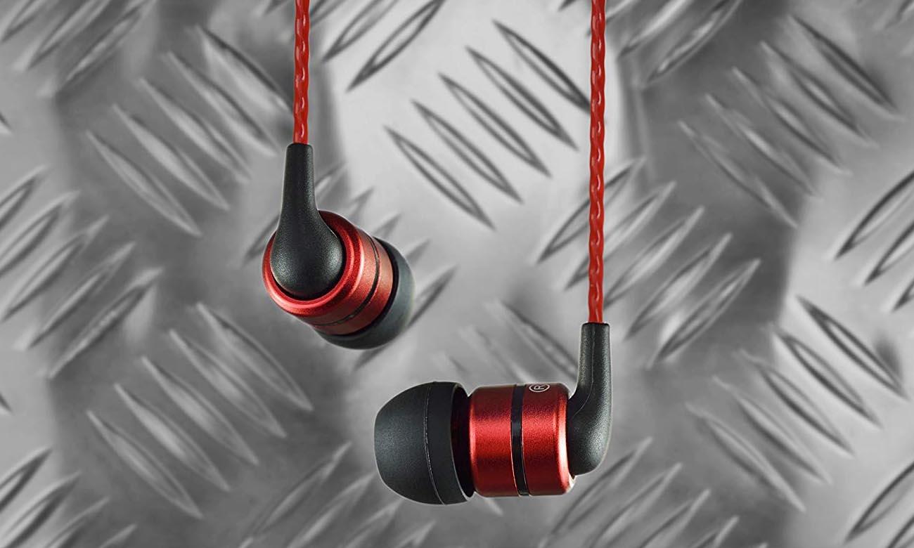 Słuchawki dokanałowe SoundMagic E80