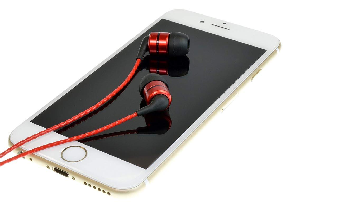 Wysokiej klasy przetworniki w słuchawkach SoundMagic E80
