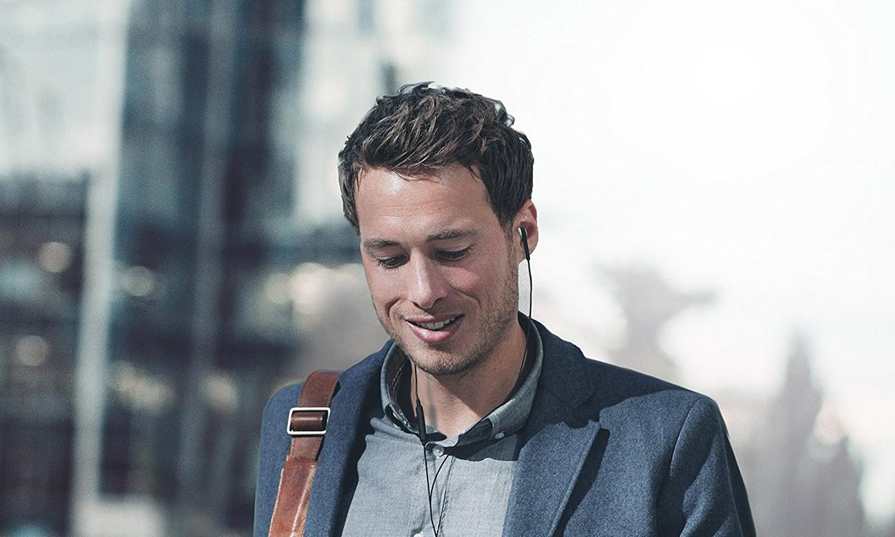Konstrukcja słuchawek dokanałowych SoundMagic ES19S
