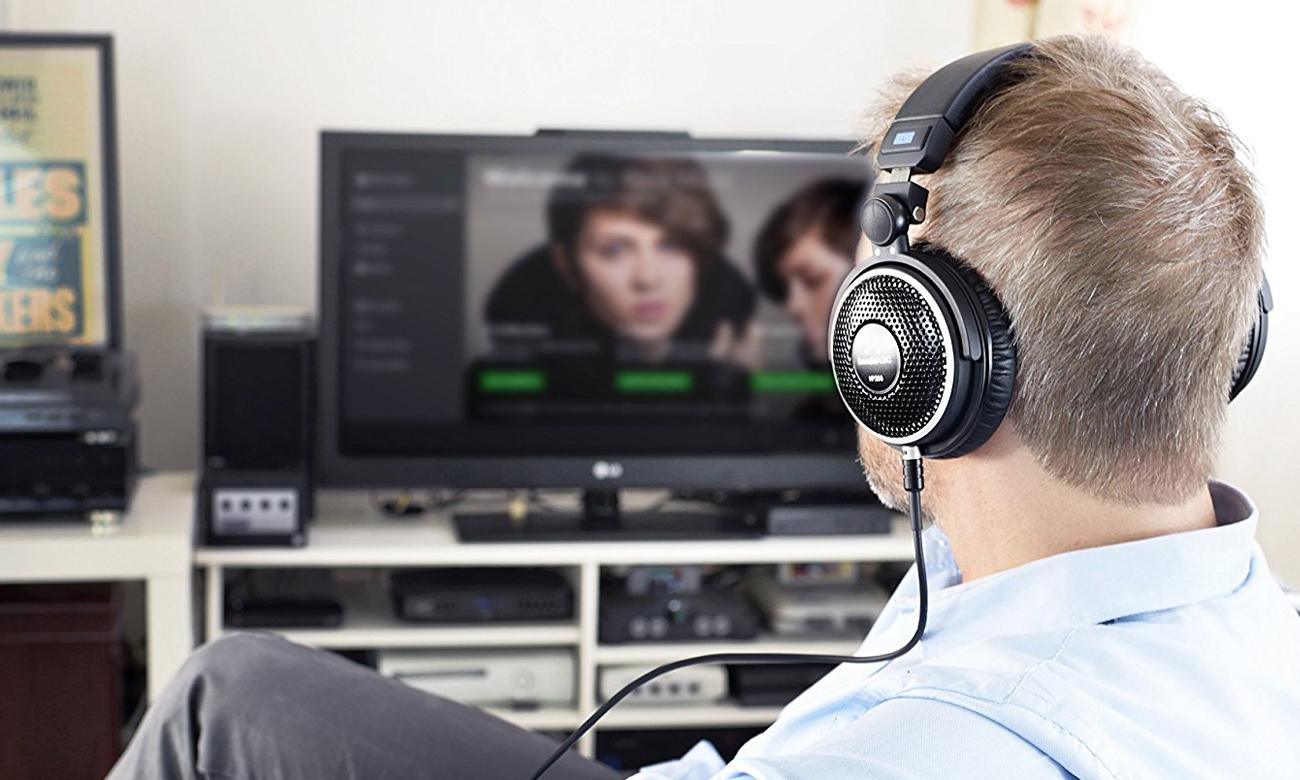 Mocny, czysty dźwięk z słuchawek studyjnych SoundMagic HP200