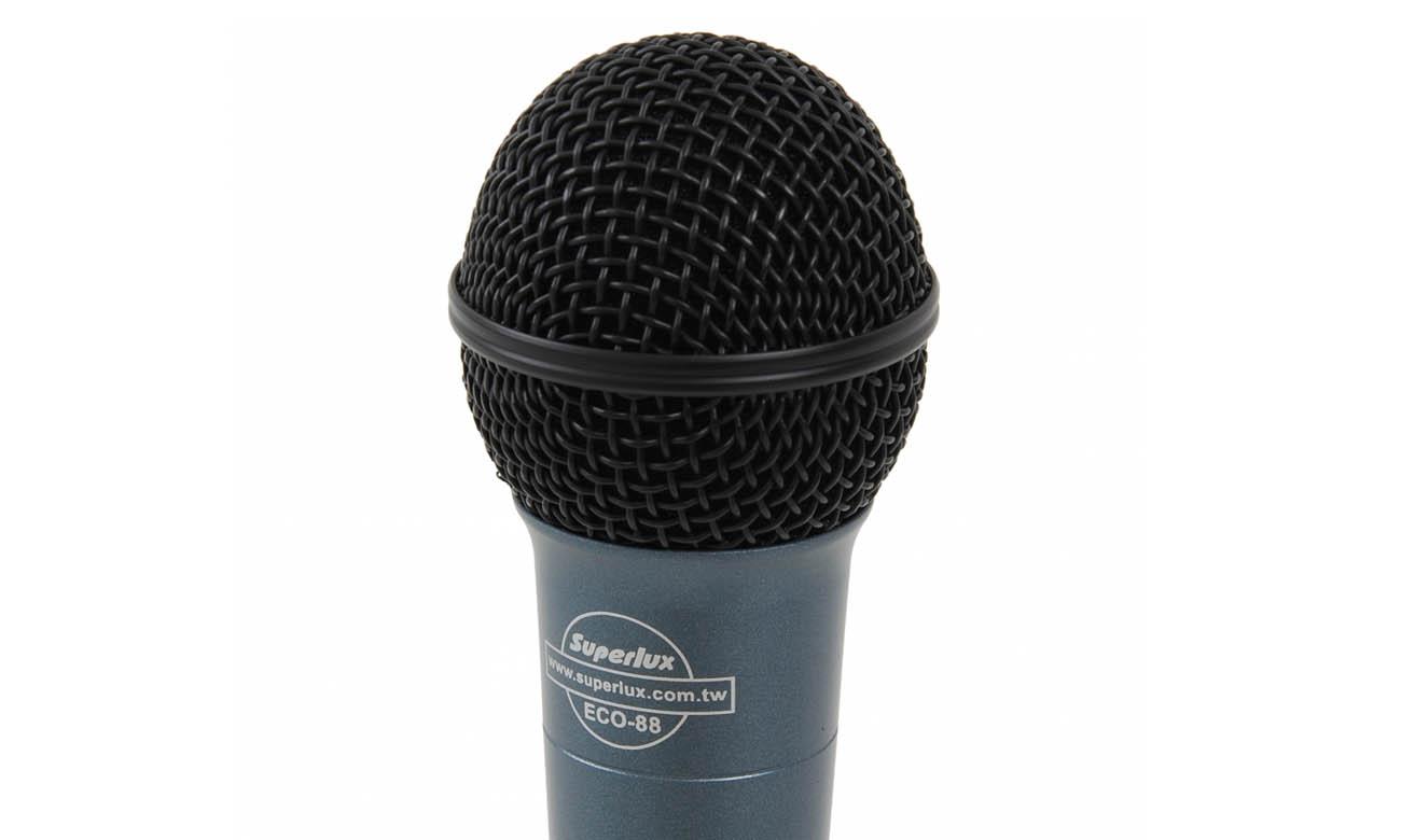 Kardioidalny mikrofon Superlux ECO-88S