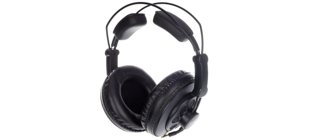 Słuchawki przewodowe Superlux HD668B czarne