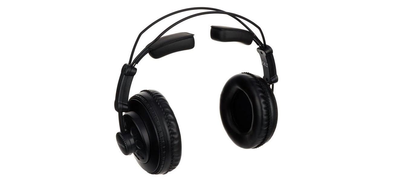 Nauszne słuchawki Superlux