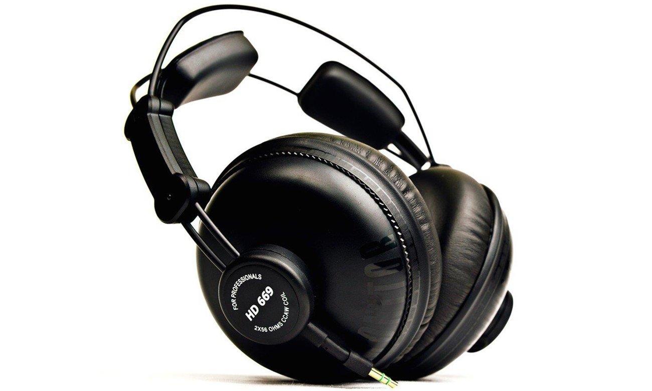 Słuchawki przewodowe Superlux HD669
