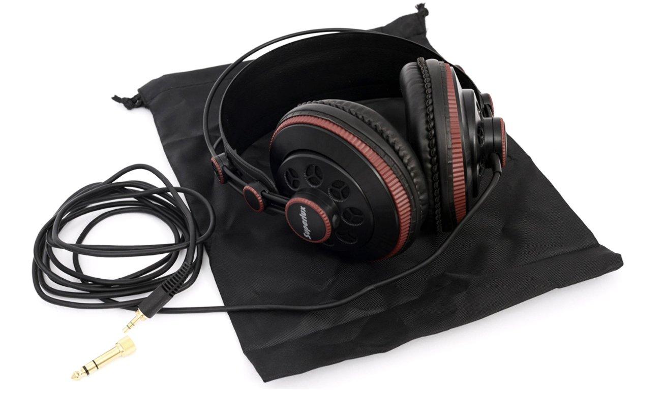 Akcesoria do Superlux HD681 Black-Red
