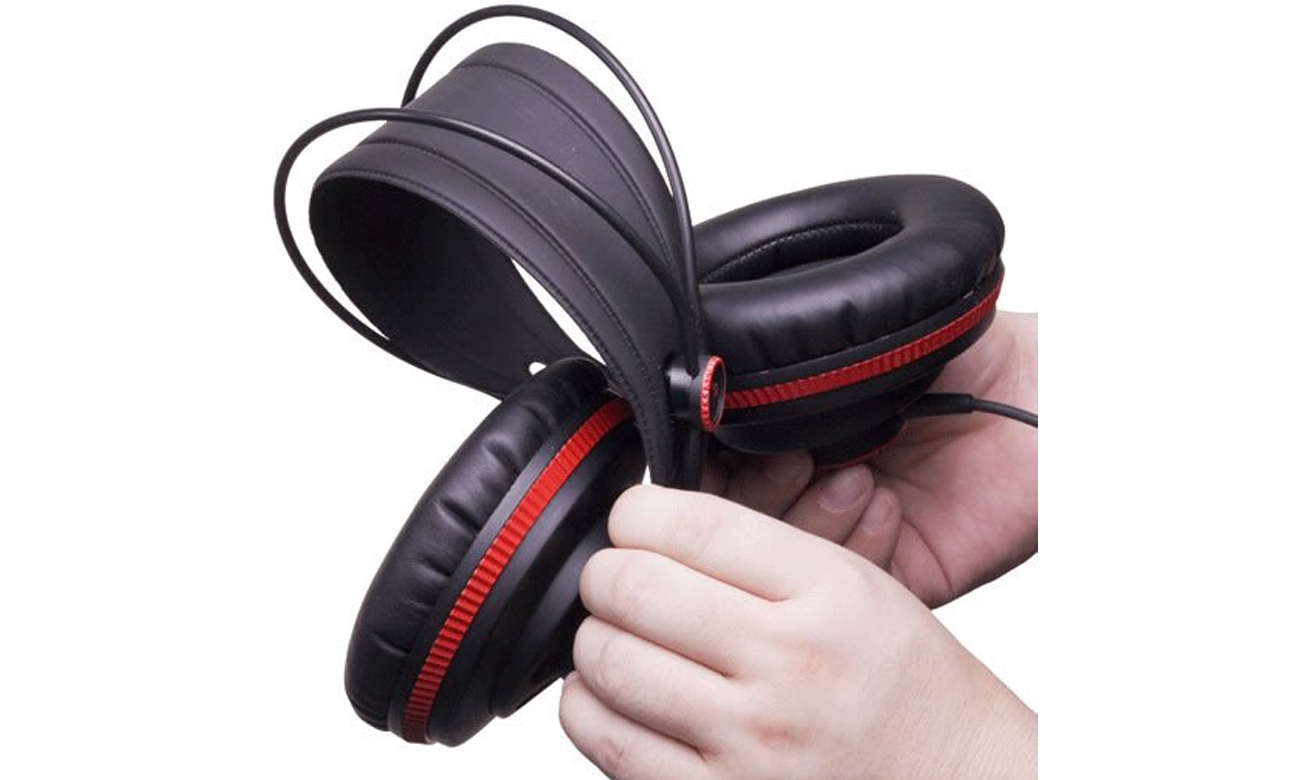 HD681 Black-Red