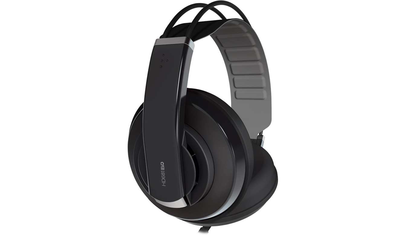 Superlux HD681 EVO MKII czarne