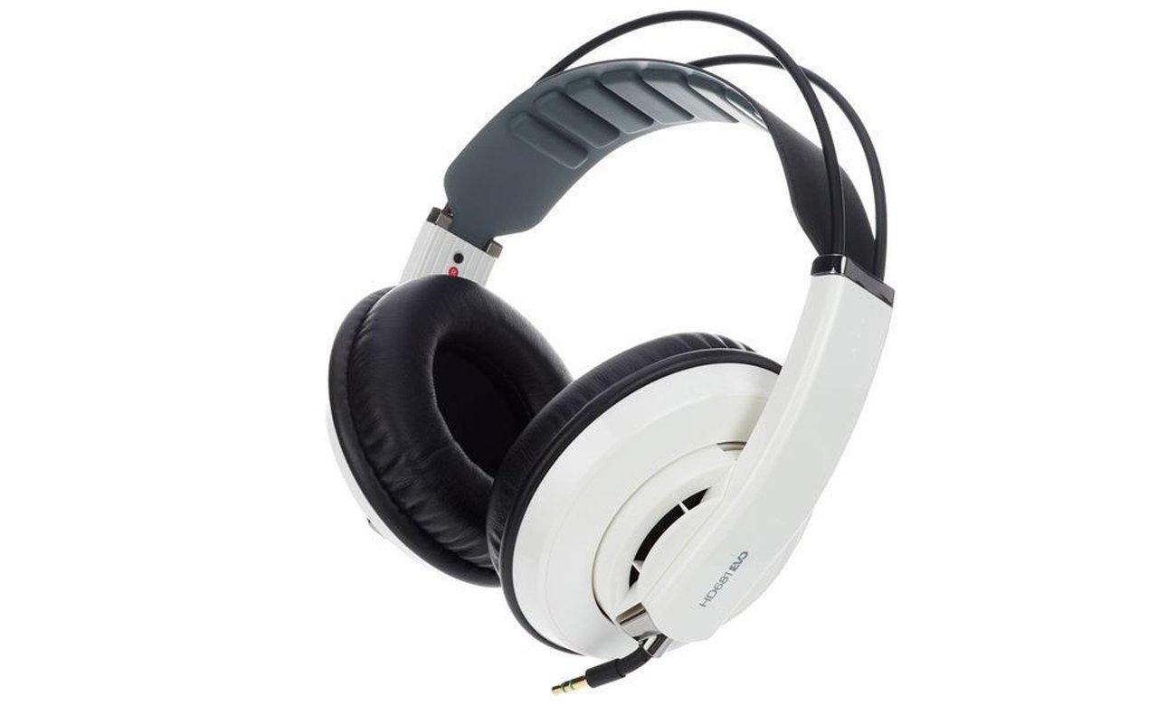 Superlux HD681 EVO MKII białe