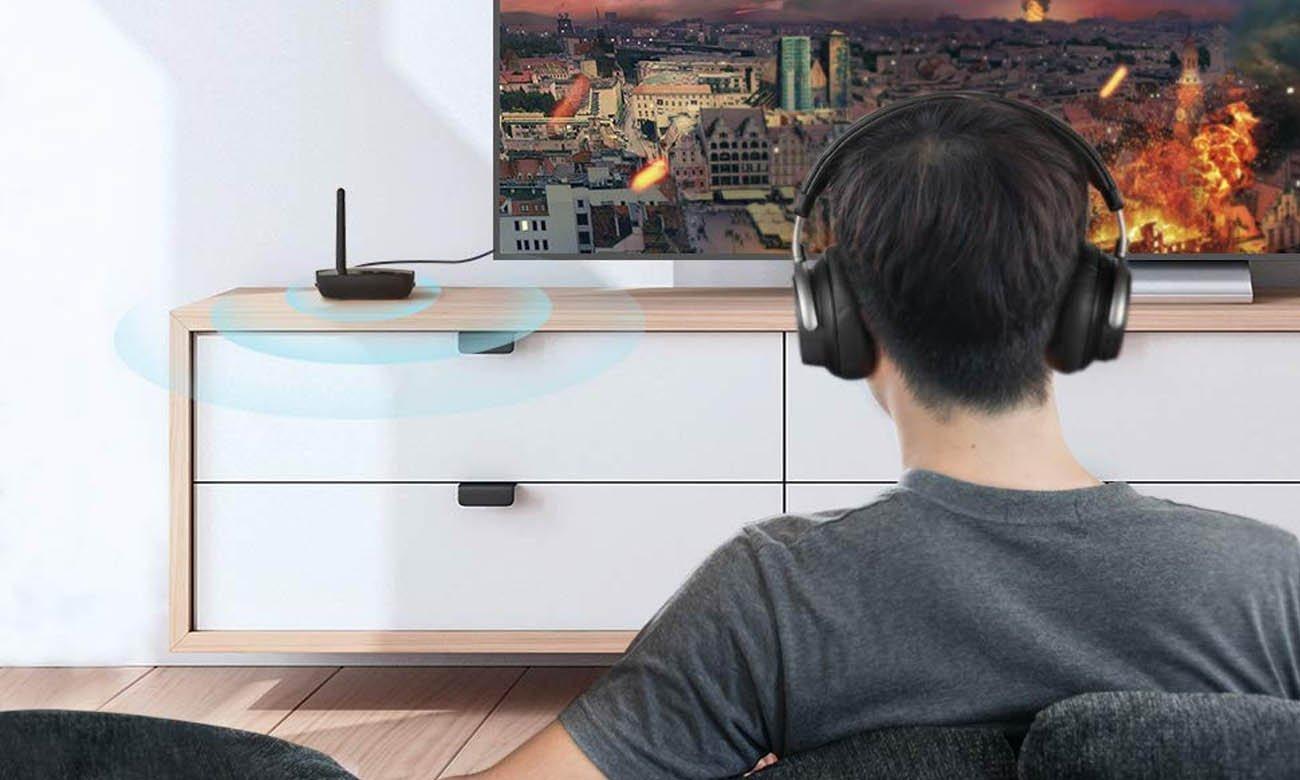 Odbiornik/nadajnik Bluetooth Taotronics TT-BA014