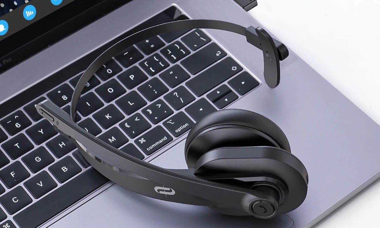 Zestaw słuchawkowy do pracy TaoTronics TT-BH041