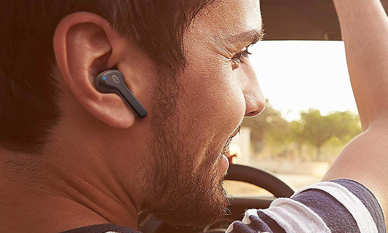 Bezprzewodowe słuchawki TaoTronics TT-BH053 Bluetooth 5.0