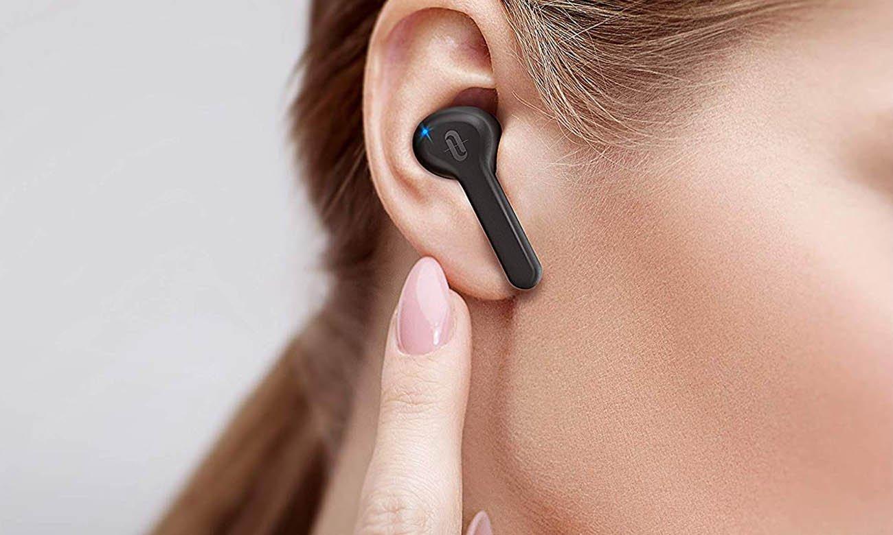 Dotykowa obsługa słuchawek TaoTronics TT-BH053