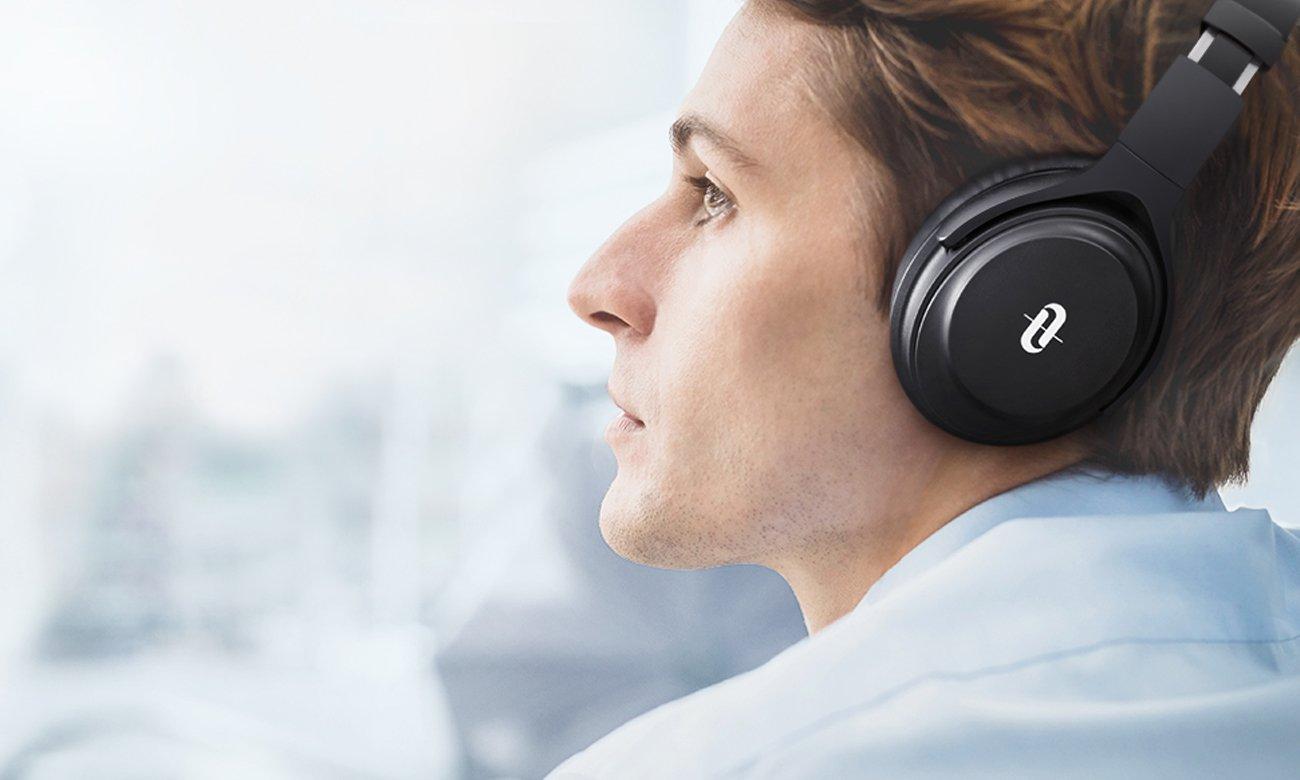 Wygodne słuchawki bezprzewodowe TaoTronics TT-BH085 opinie