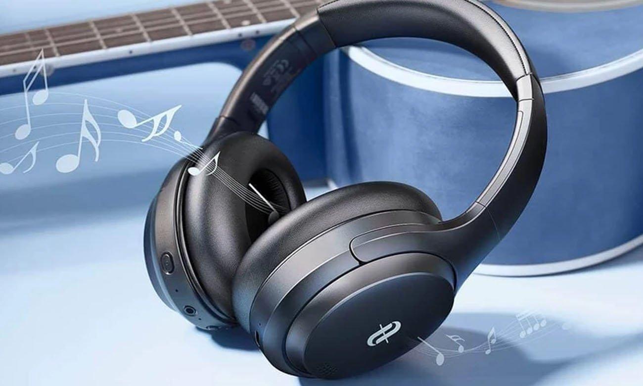 Technolgia Active Noise Cancelling w słuchawkach TT-BH090