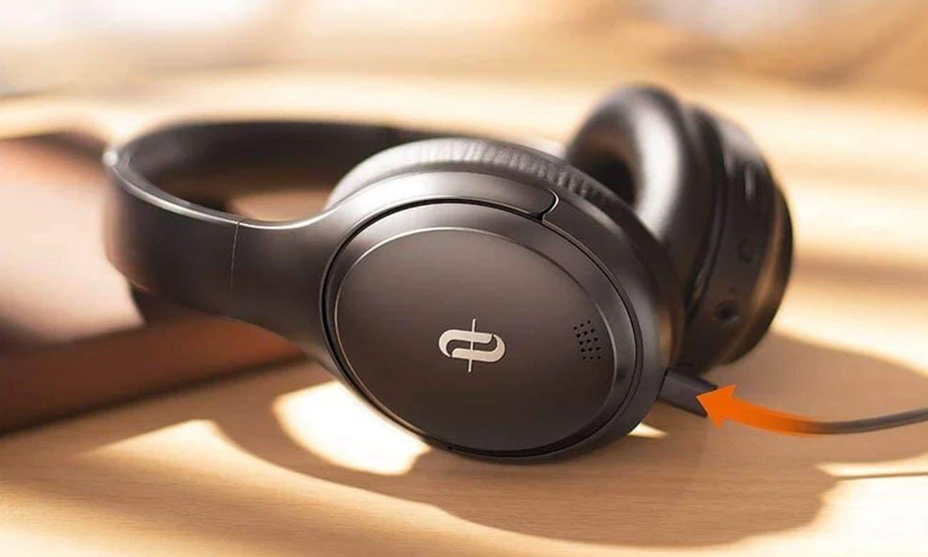 24 godziny słuchania w słuchawkach TaoTronics TT-BH090