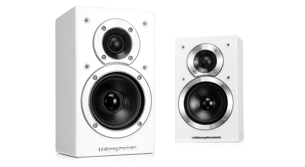 Kolumna głośnikowa Wharfedale MOVIESTAR DX-1SE 5.1 biała