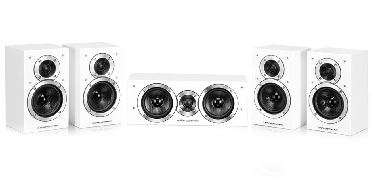 Kolumna głośnikowa Wharfedale MOVIESTAR DX-1SE 5.0 biały