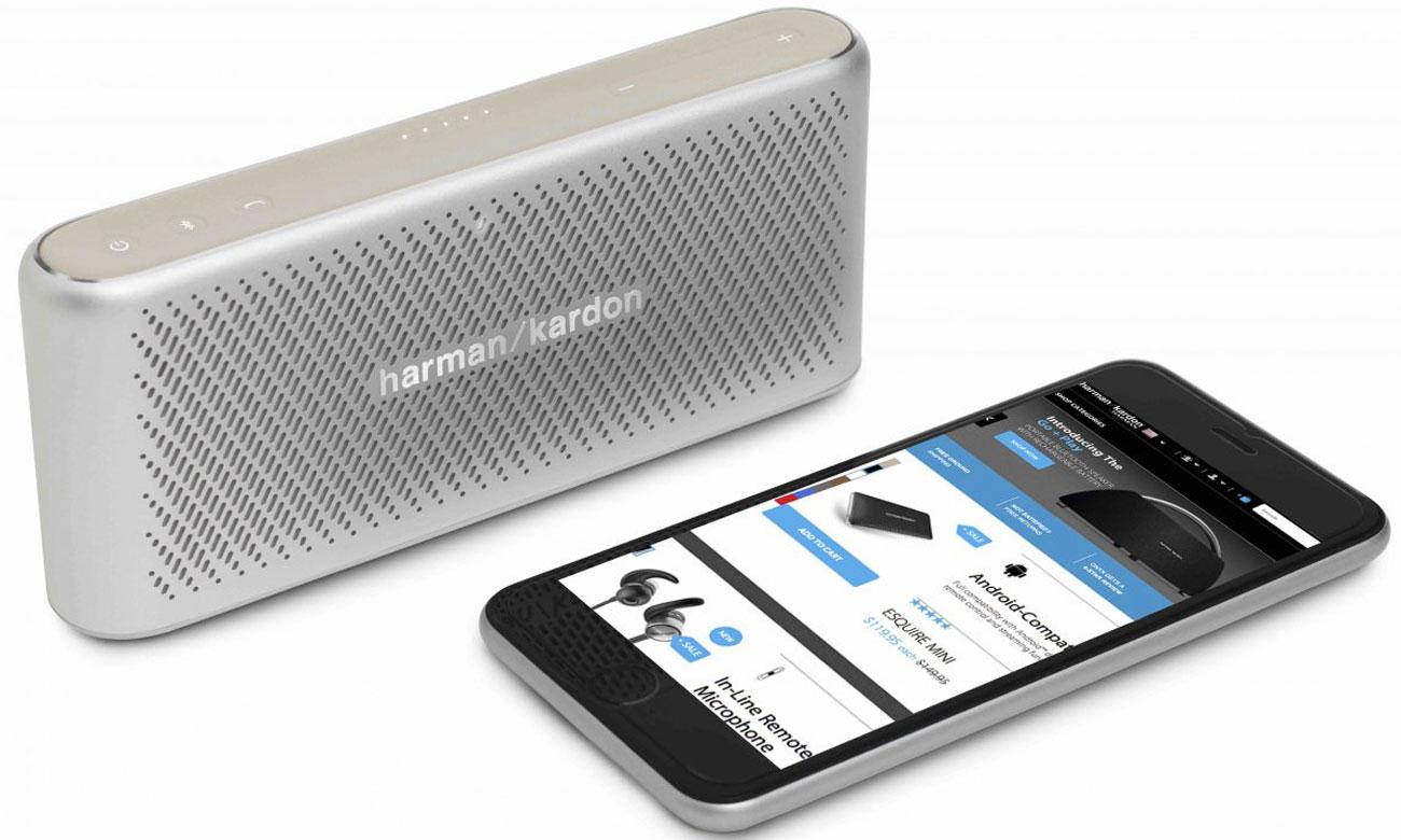 Głośnik Traveler z systemem Bluetooth