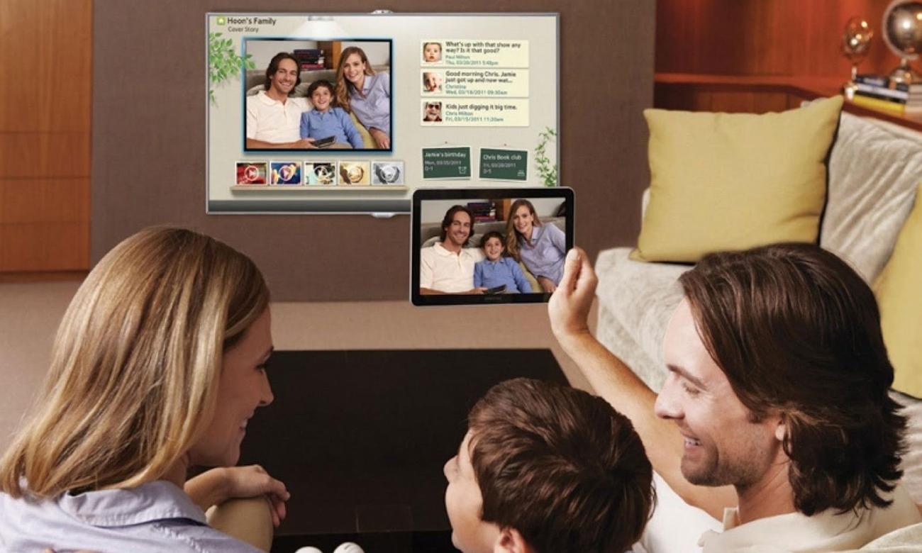 Wi-Fi ready w telewizorze Hyundai HLE32211 SMART