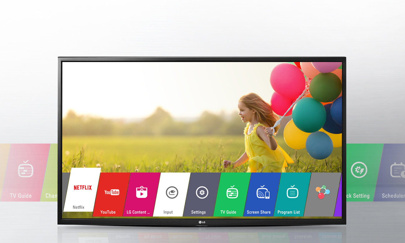 Telewizor Smart TV LG 32LH570U 32 calowy