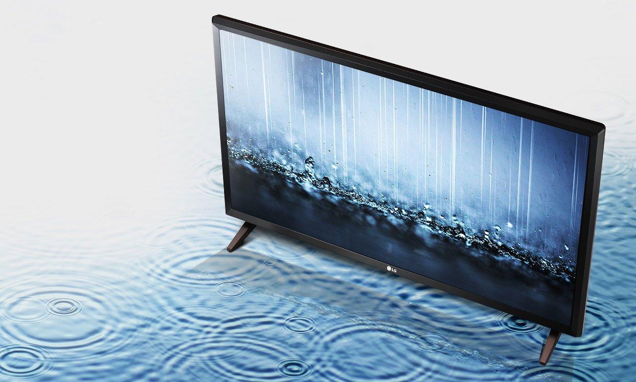 Mocny dźwięk w tv LG 32LJ500V