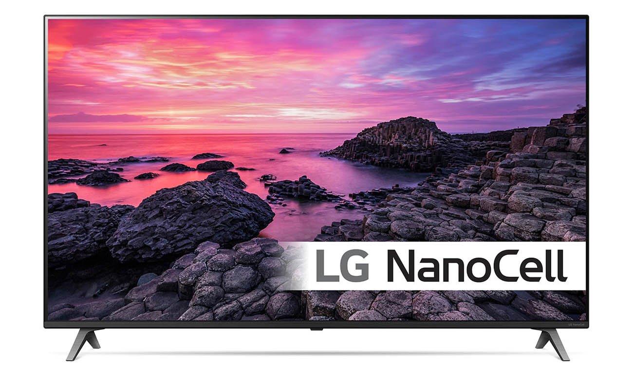 49-calowy telewizor Nano Cell LG 49SM8050