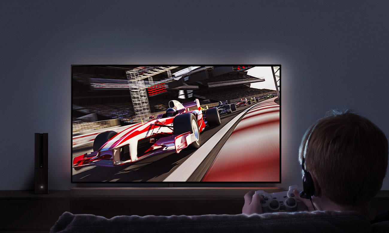 Telewizor z kródkim czasm reakcji dla graczy 55SK9500 LG