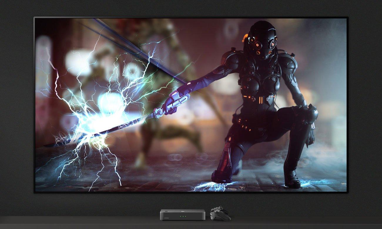 Telewizor dla graczy z kródkim czasm reakcji 55SM8600 LG