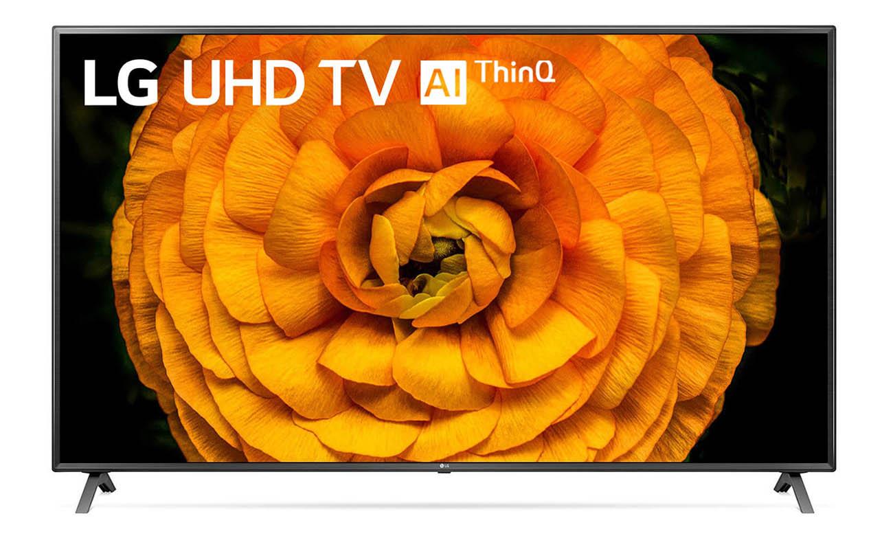 75-calowy telewizor 4K LG 75UN85003