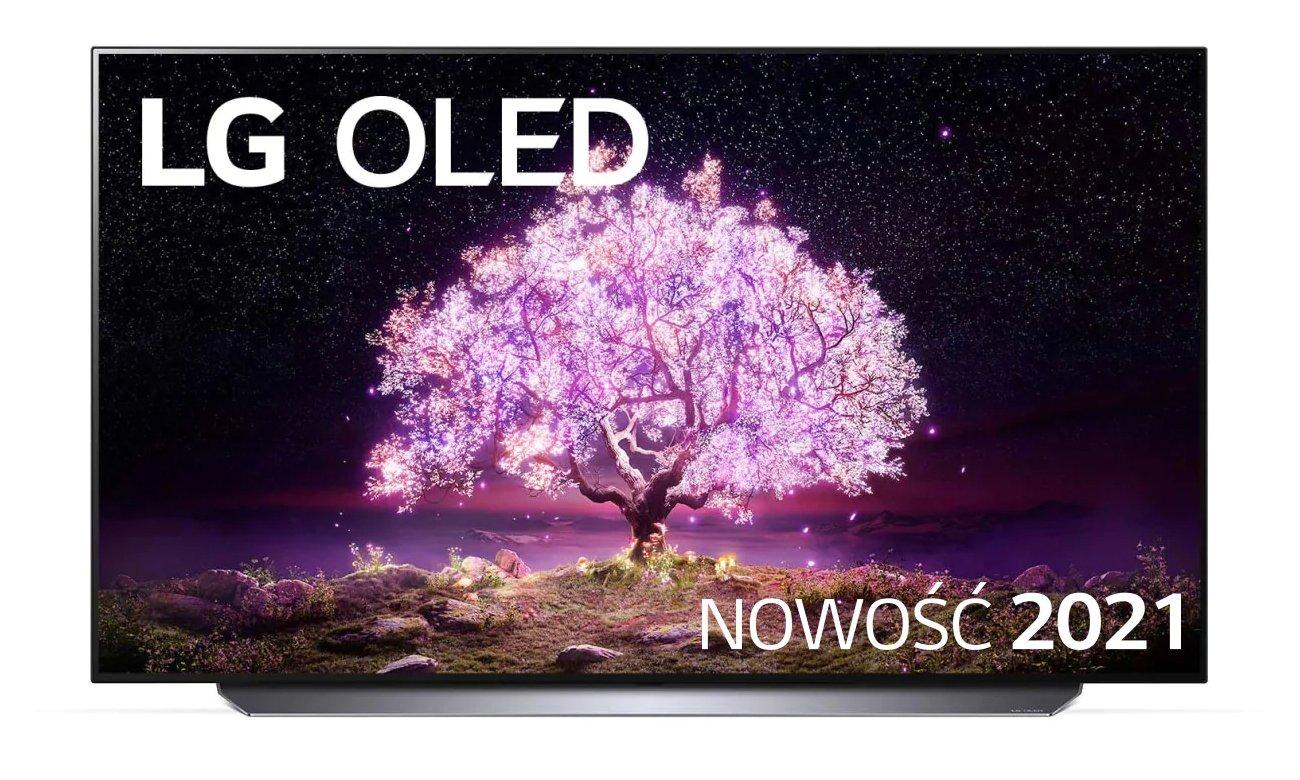 Telewizor OLED LG OLED48C11LB