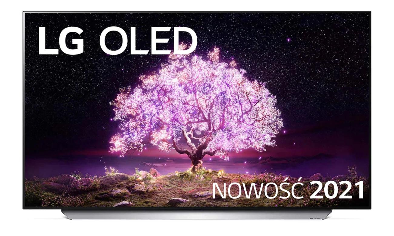Telewizor OLED LG OLED48C12LA