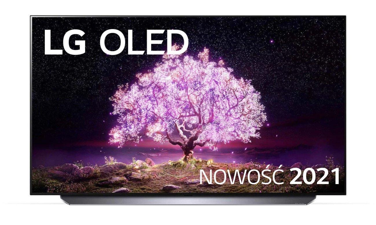 Telewizor OLED LG OLED55C11LB