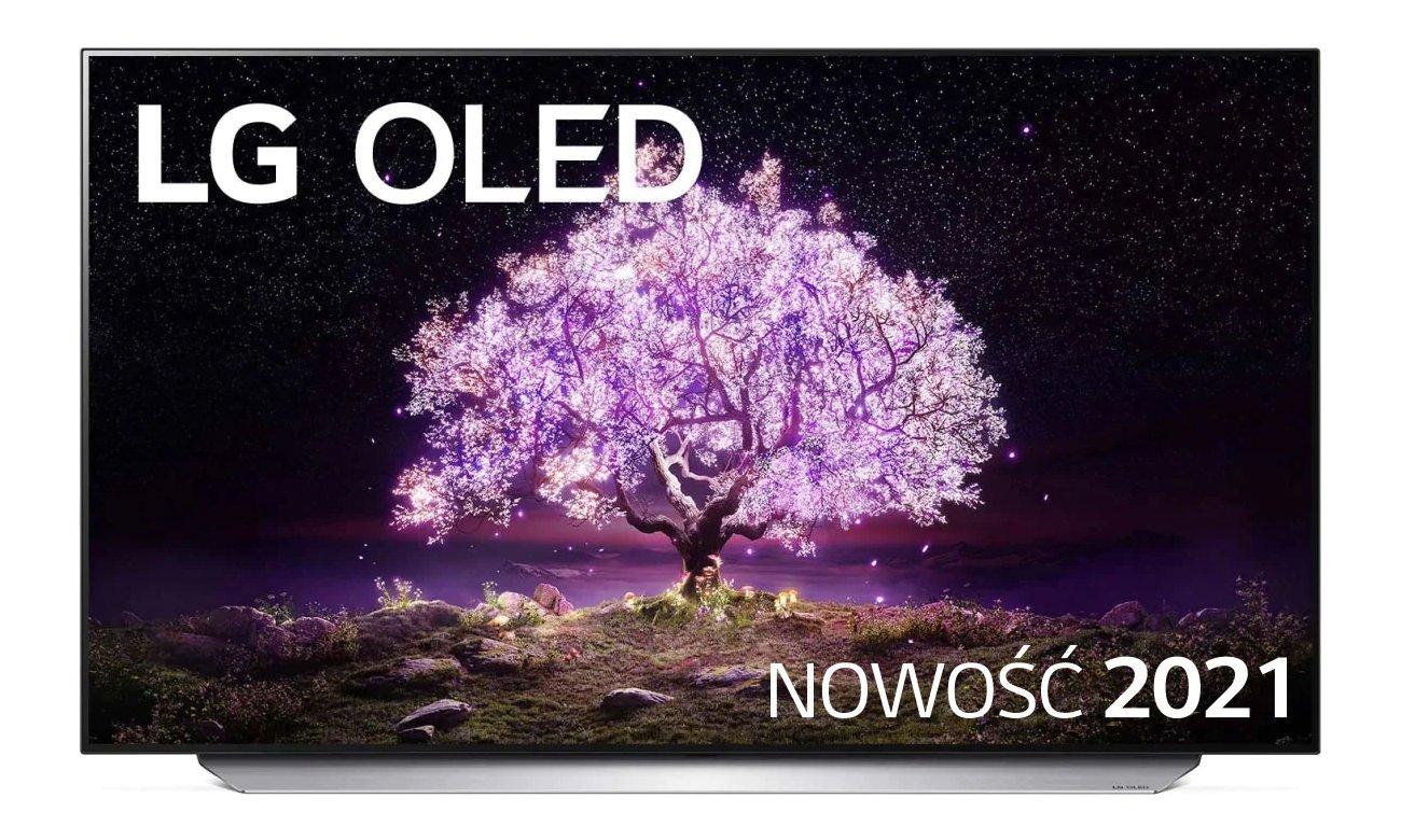 Telewizor OLED LG OLED55C12LA