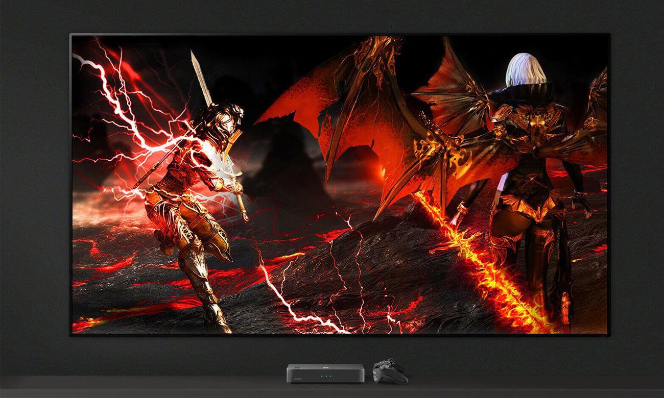 Telewizor dla graczy z kródkim czasm reakcji OLED55C9 LG