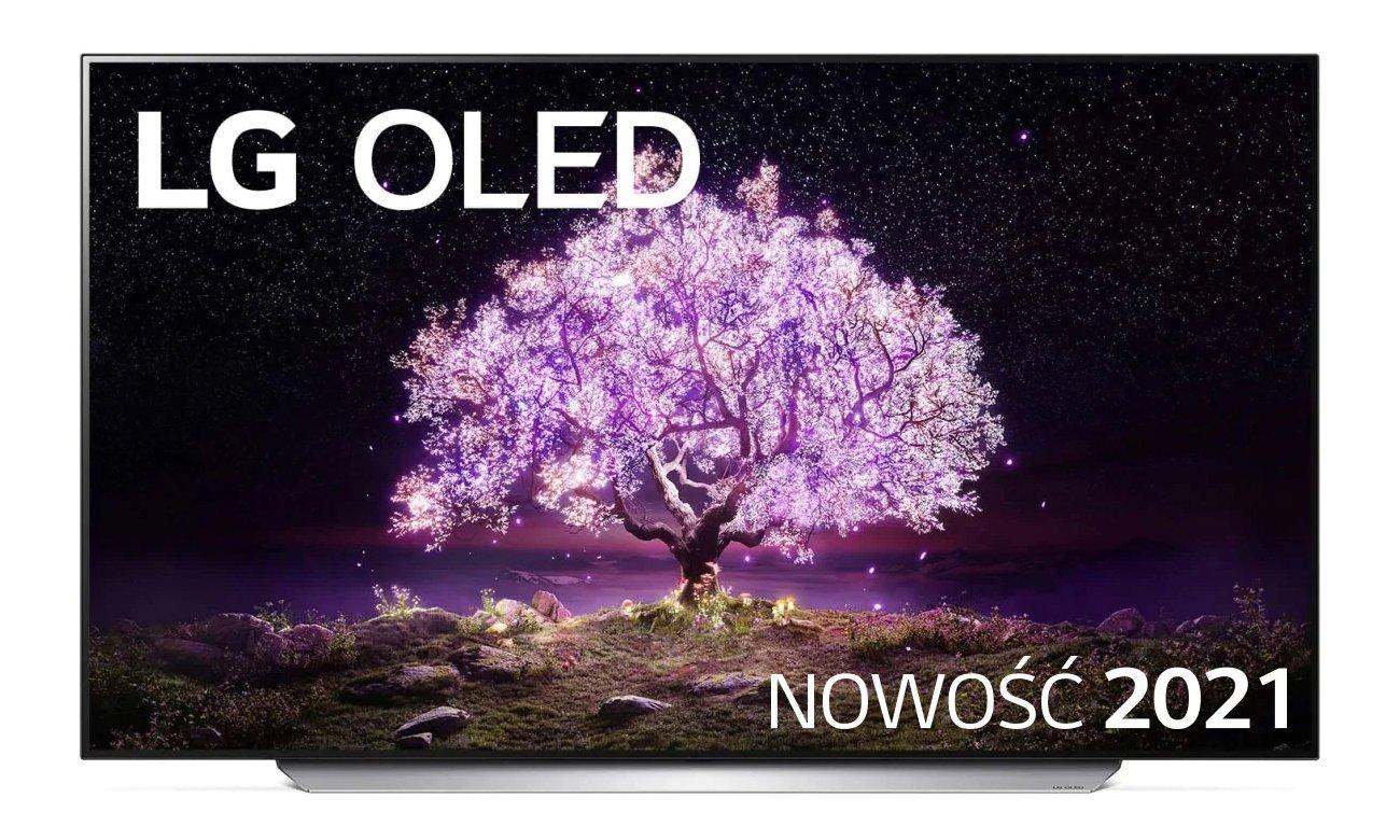 Telewizor OLED LG OLED65C12LA