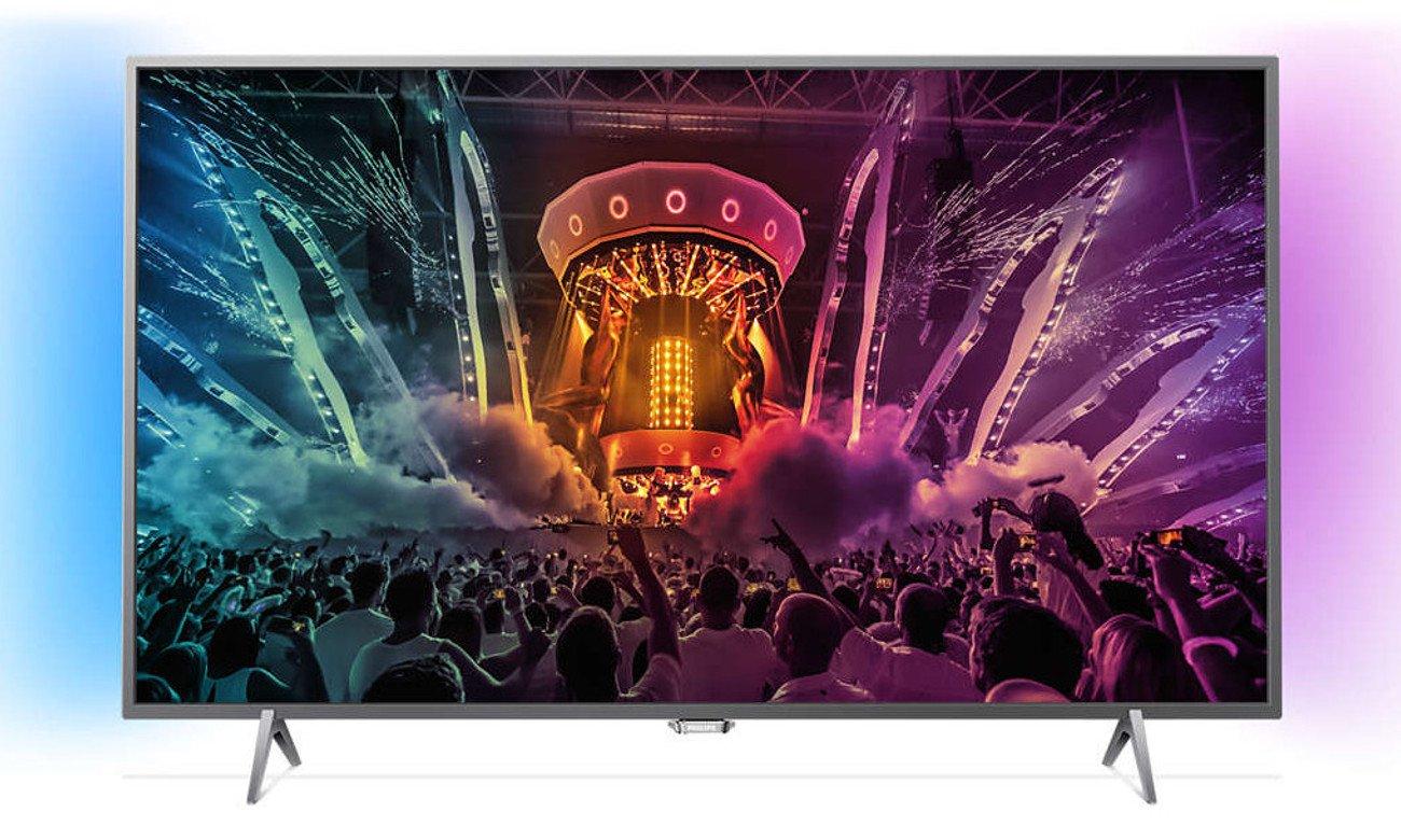 Cienki telewizor Philips 32PFS6401